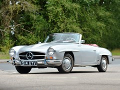 Navigate to Lot 181 - 1958 Mercedes-Benz 190 SL Roadster