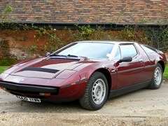 Navigate to Lot 332 - 1978 Maserati Bora