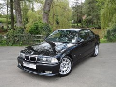 Navigate to Lot 303 - 1997 12866 E36 M3 Evolution coupe