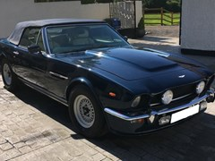 Navigate to Lot 189 - 1979 Aston Martin V8 Volante