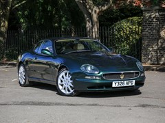 Navigate to Lot 108 - 2001 Maserati 3200 GT