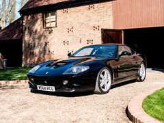 Navigate to Lot 246 - 2000 Ferrari 550 Maranello