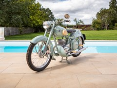 Navigate to Lot 108 - 1953 Peugeot Type 55 TCL (125cc)
