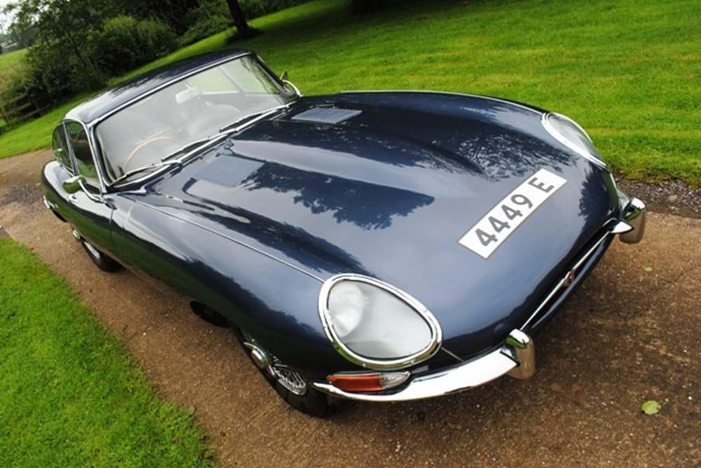 1963 Jaguar E-Type Series I Fixedhead Coupe
