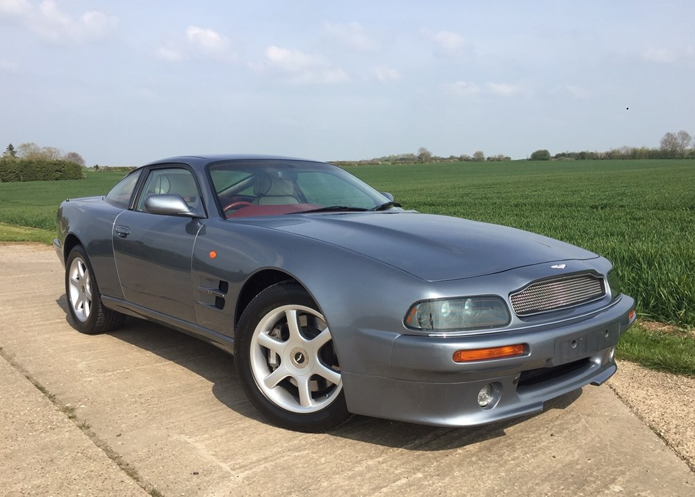 Lot 246 - 1999 Aston Martin V8 Coupé