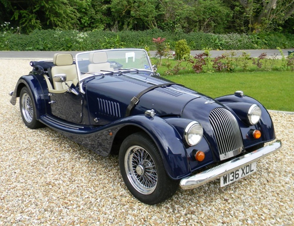 Lot 381 - 2000 Morgan 4/4 Lowline