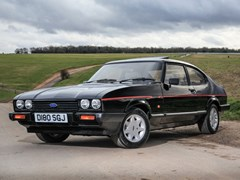 Navigate to Lot 167 - 1987 Ford Capri 2.8i Special