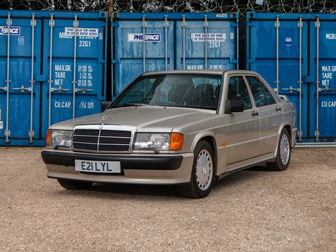 Ref 27 1988 Mercedes-Benz 190E 2.3 16v Cosworth