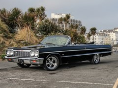 Navigate to Lot 144 - 1964 Chevrolet Impala Convertible