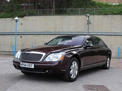 Navigate to Lot 220 - 2004 Maybach 62