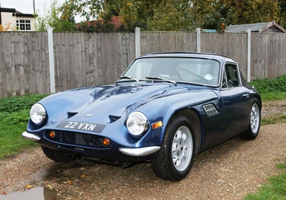 ref 87 1971 tvr vixen 2400 classic sports car auctioneers. Black Bedroom Furniture Sets. Home Design Ideas
