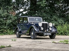 Navigate to Lot 273 - 1936 Daimler E-20 Saloon