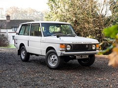 Navigate to Lot 339 - 1973 Range Rover Classic 'Suffix B'
