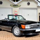 Ref 181 1986 Mercedes-Benz SL500 Roadster -