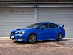 Navigate to Lot 240 - 2017 Subaru WRX STi Type UK Final Edition