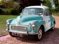 Navigate to Lot 234 - 1968 Morris Minor Ex Scotland Yard Panda Police Car
