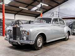 Navigate to Lot 216 - 1963 Rolls-Royce Silver Cloud III