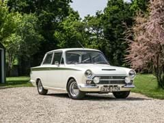 Navigate to Lot 143 - 1965 Ford Cortina Mk. I 1500GT