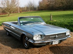 Navigate to Lot 296 - 1966 Ford Thunderbird Convertible