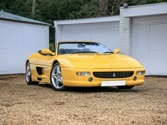 Navigate to Lot 268 - 1997 Ferrari 355 Spider