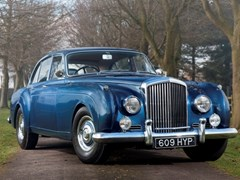 Navigate to Lot 264 - 1957 Bentley SI Continental Saloon by HJ Mulliner