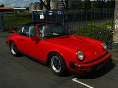 Navigate to Lot 142 - 1987 Porsche 911 Carrera Targa Sport