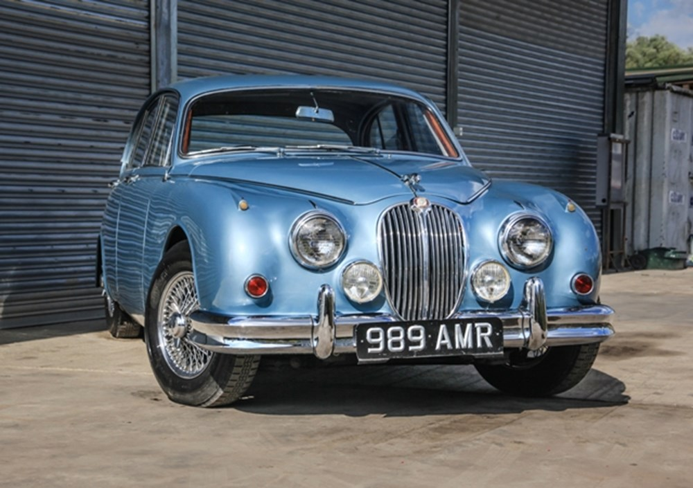 Lot 265 - 1962 Jaguar Mk. II Saloon (3.8 Litre M/OD)
