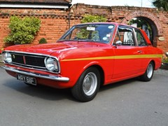 Navigate to Lot 181 - 1968 Ford Cortina-Lotus Mk. II