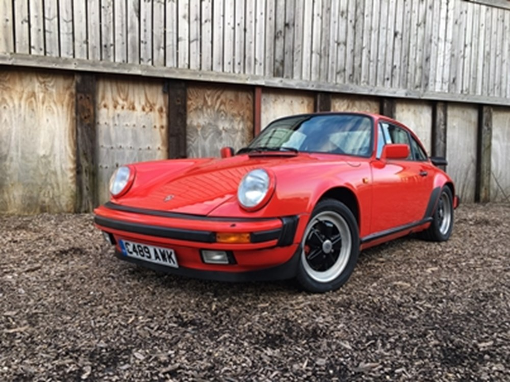 Lot 158 - 1985 Porsche 911 Carrera