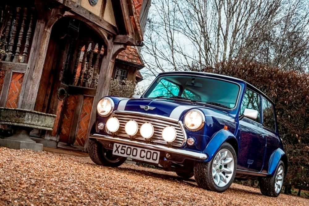 Lot 210 - 2001 Rover Mini Cooper Sport 500