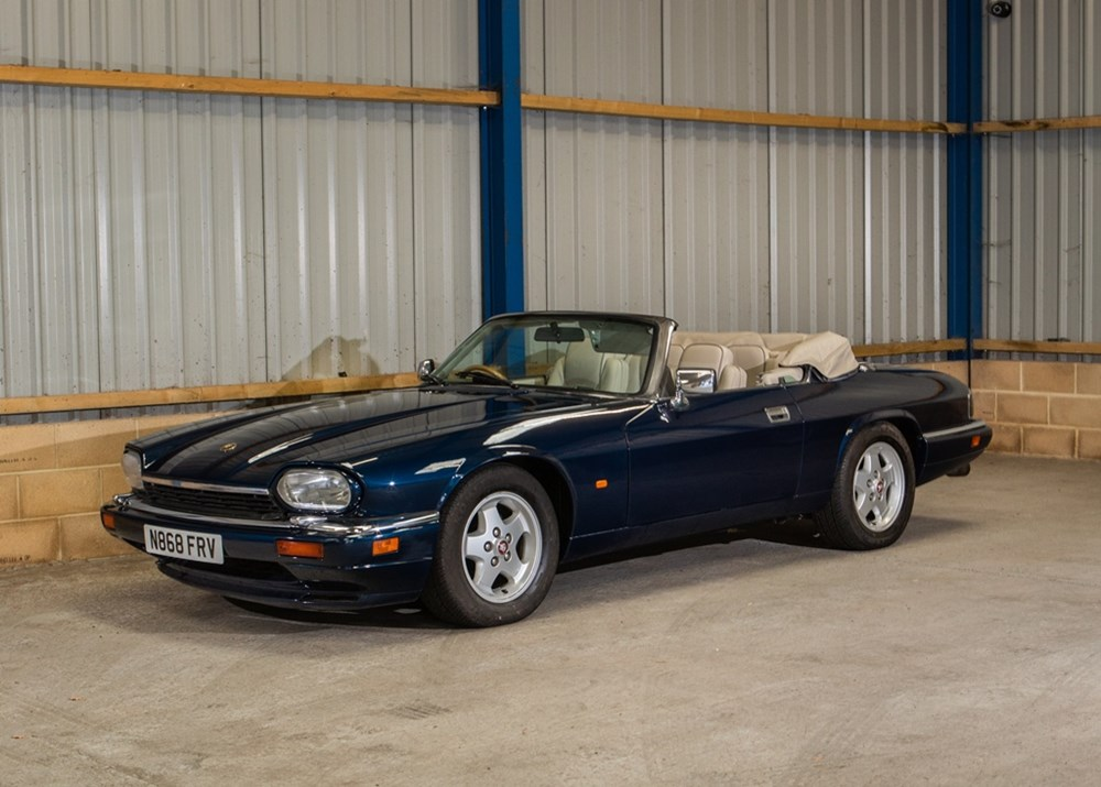 Lot 222 - 1996 Jaguar XJS Celebration (4.0 litre)