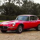 Ref 5 1972 Jaguar E-Type Series III 2+2 Coupé DL -