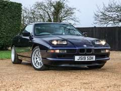Navigate to Lot 139 - 1992 BMW 850Ci