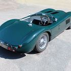 Ref 159 1951/1983 Jaguar C-Type Recreation by Nostalgia -