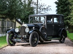 Navigate to Lot 189 - 1926 Bentley 3 Litre Weymann Saloon by Gurney Nutting