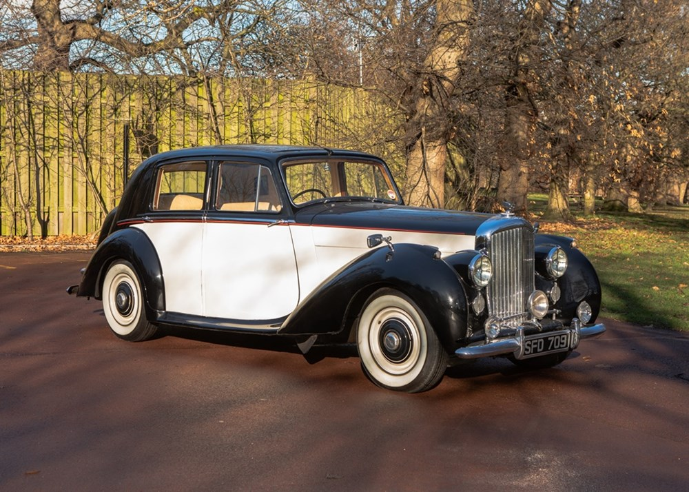 Lot 178 - 1950 Bentley Mk. VI Standard Steel Saloon