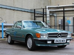 Navigate to Lot 177 - 1987 Mercedes-Benz 300 SL Roadster