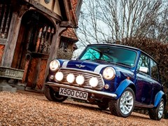 Navigate to Lot 210 - 2001 Rover Mini Cooper Sport 500