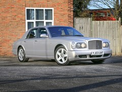 Navigate to Lot 256 - 2003 Bentley Arnage T