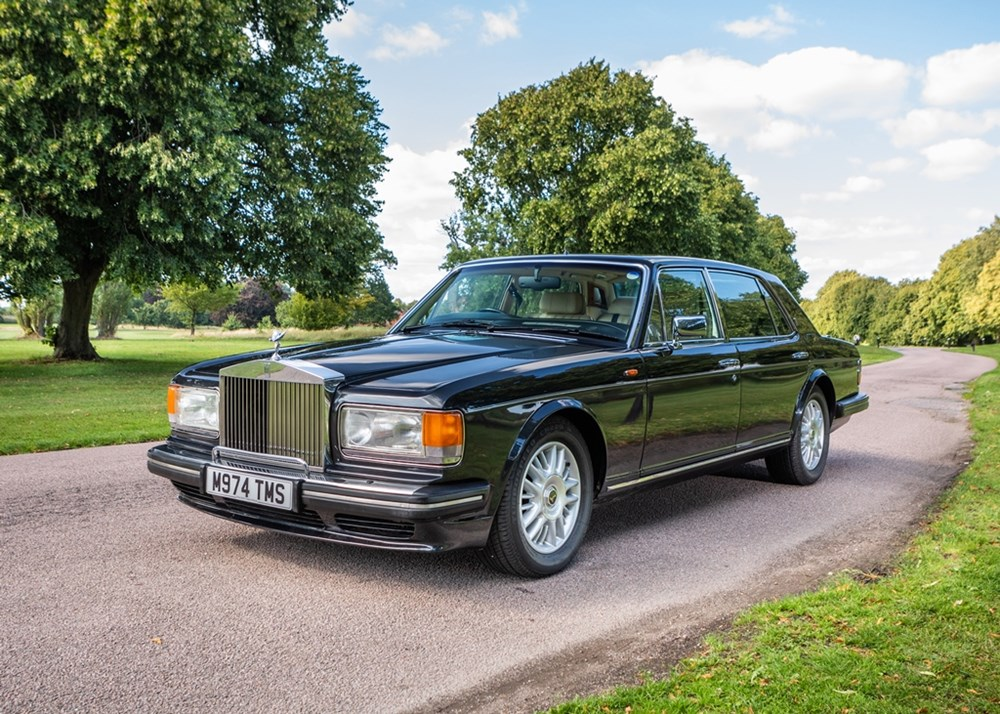 Lot 134 - 1994 Rolls-Royce Flying Spur