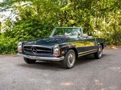 Navigate to Lot 131 - 1971 Mercedes-Benz 280 SL Pagoda
