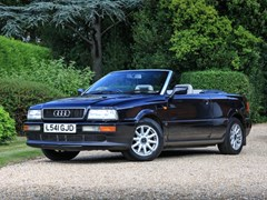 Navigate to Lot 152 - 1994 Audi 80 Cabriolet