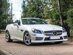 Navigate to Lot 121 - 2013 Mercedes-Benz SLK 230 AMG Sport