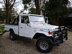 Navigate to Lot 267 - 1984 Toyota Land Cruiser FJ45