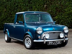 Navigate to Lot 252 - 1981 Austin Morris Mini 95L (Pick-up)