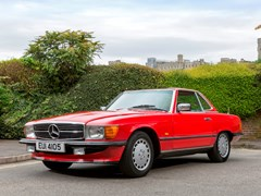 Navigate to Lot 125 - 1987 Mercedes-Benz 300 SL Roadster