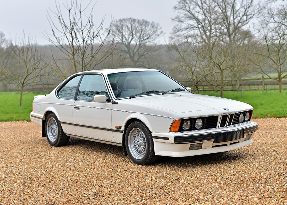 Lot 148 - 1988 BMW 635csi Coupé