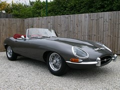 Navigate to Lot 257 - 1964 12947 E-Type Series I Roadster (3.8 litre)