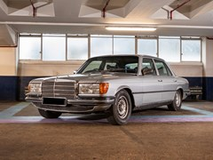 Navigate to Lot 239 - 1980 Mercedes-Benz 450 SEL (6.9 litre)