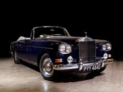 Navigate to Lot 281 - 1966 Rolls-Royce Silver Cloud III Drophead Coupé by Mulliner Park Ward